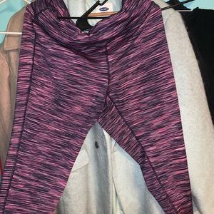 Plus size old navy athletic leggings